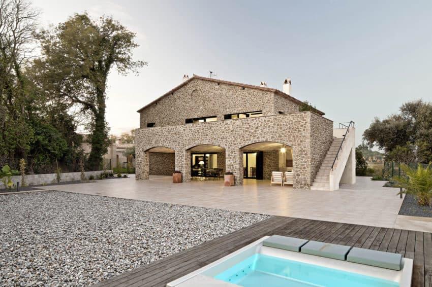 Private House Empordà by Núria Selva Villaronga (4)