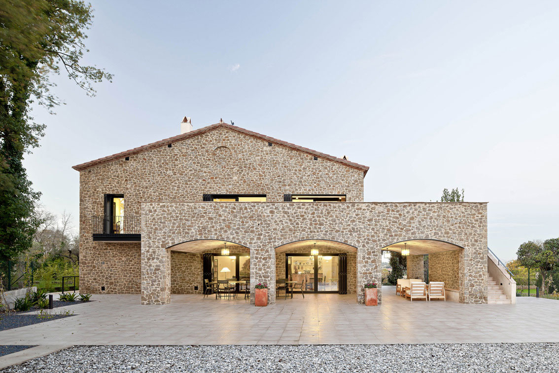 Private House Empordà by Núria Selva Villaronga (5)
