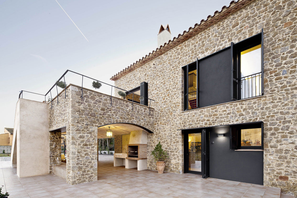Private House Empordà by Núria Selva Villaronga (6)