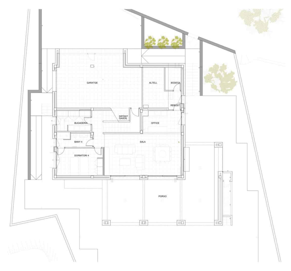 Private House Empordà by Núria Selva Villaronga (17)