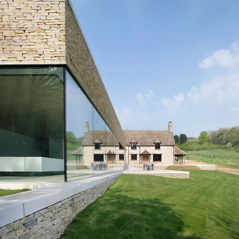 Private House in the Cotswolds by Found Associates (1)