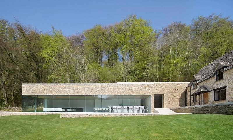 Private House in the Cotswolds by Found Associates (2)