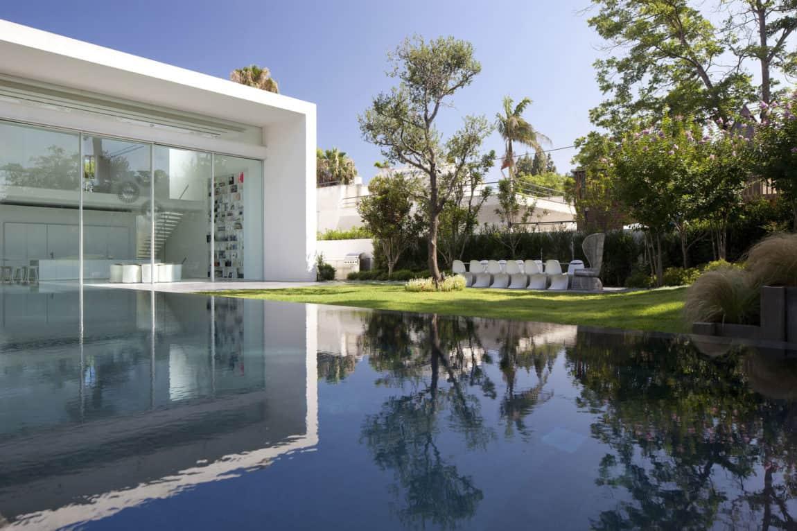 Ramat Hasharon House 13 by Pitsou Kedem Architects (2)