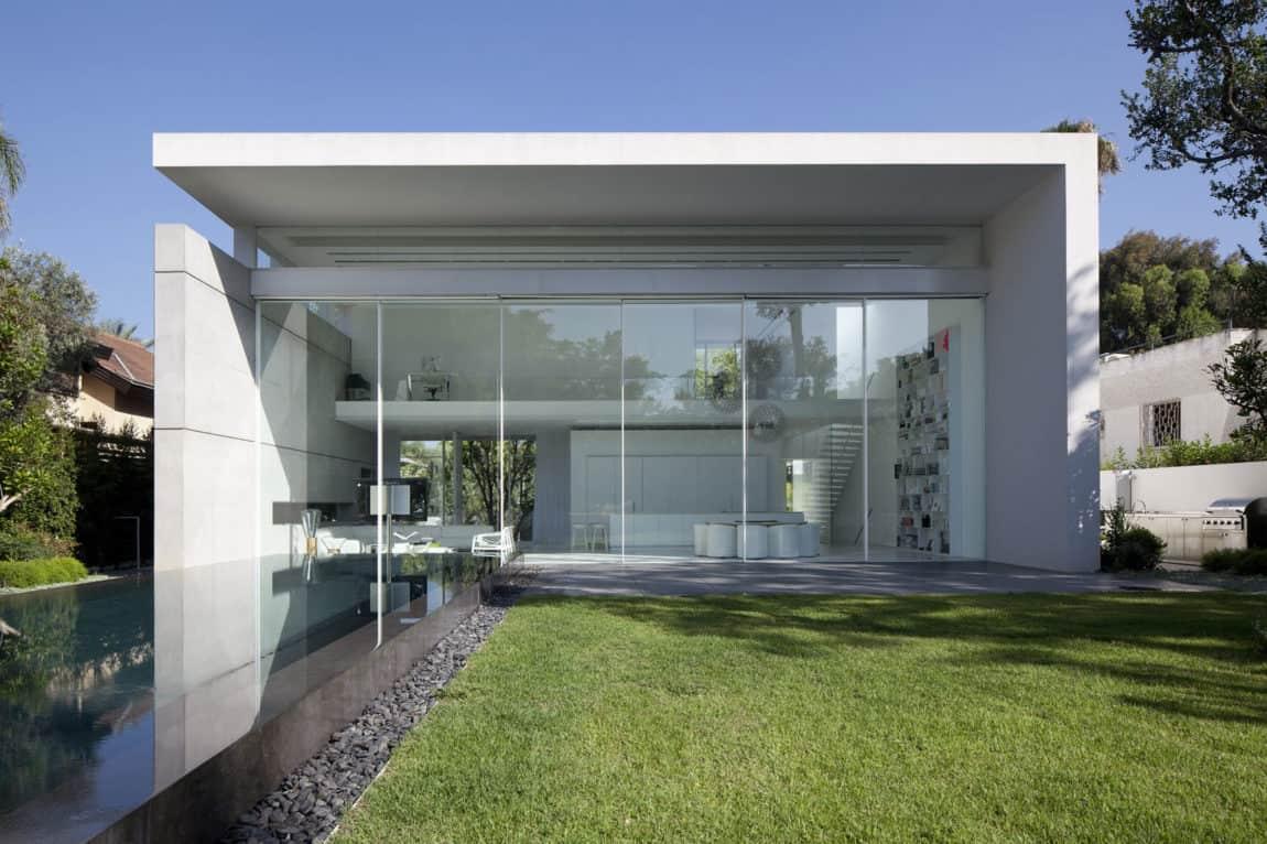 Ramat Hasharon House 13 by Pitsou Kedem Architects (3)