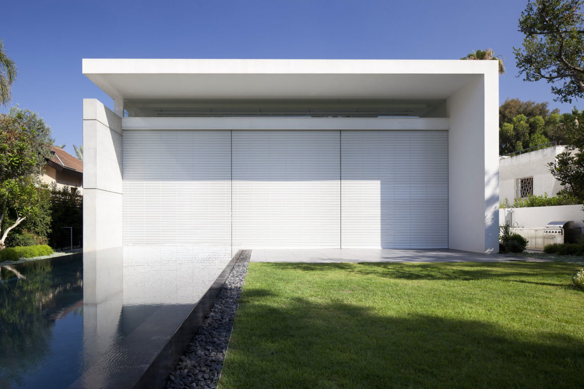 Ramat Hasharon House 13 by Pitsou Kedem Architects (4)