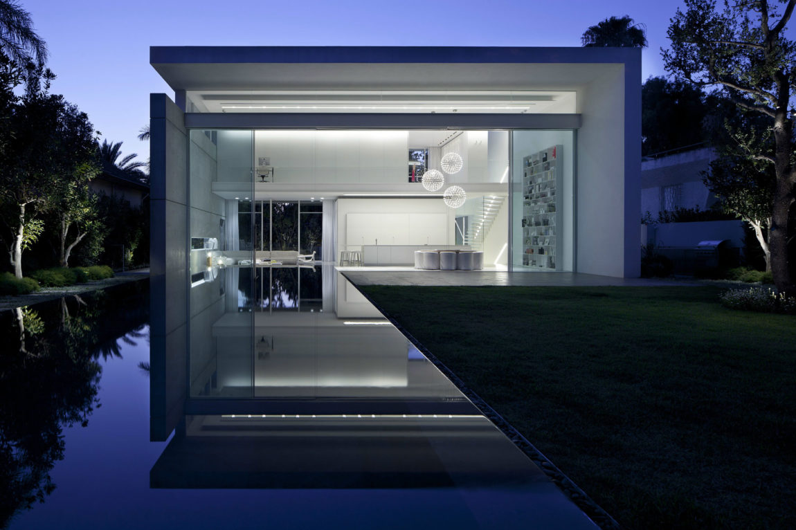 Ramat Hasharon House 13 by Pitsou Kedem Architects (26)