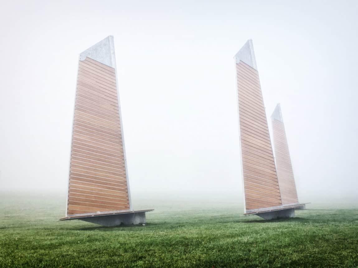 Sails Park Benches by Félix Guyon (4)