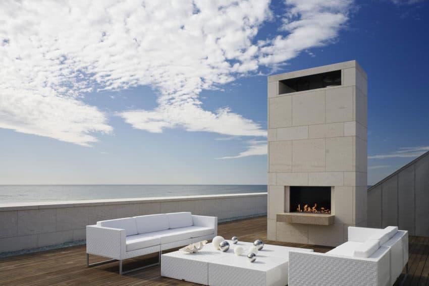Southampton Beach House by Alexander Gorlin Architects (3)