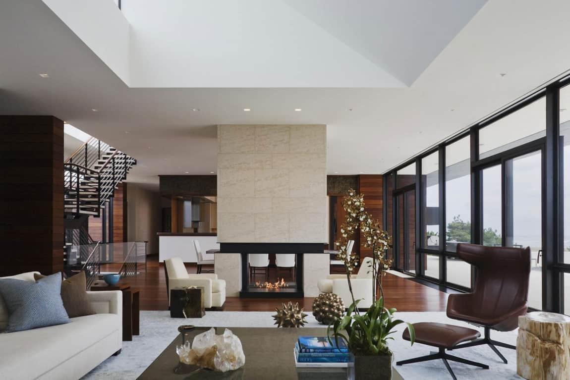 Southampton Beach House by Alexander Gorlin Architects (4)