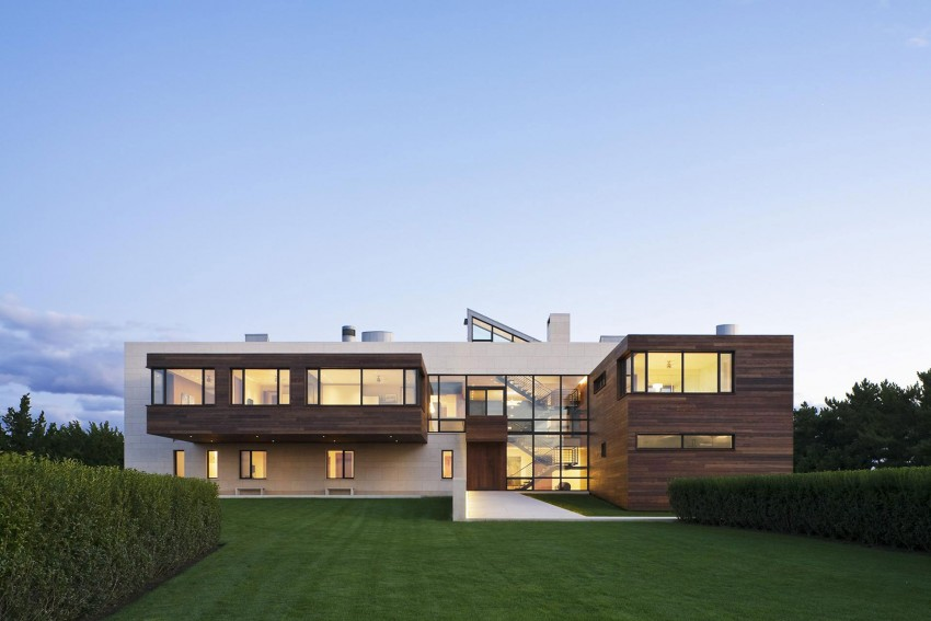 Southampton Beach House by Alexander Gorlin Architects (10)