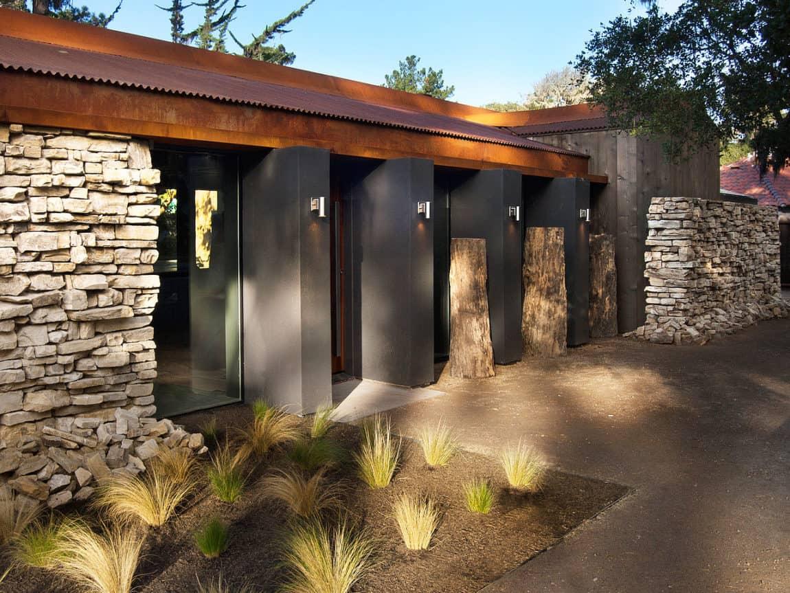 Pebble Beach Residence by Conrad Design Group (6)