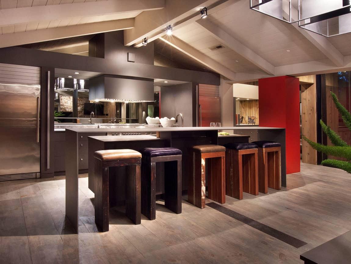 Pebble Beach Residence by Conrad Design Group (17)