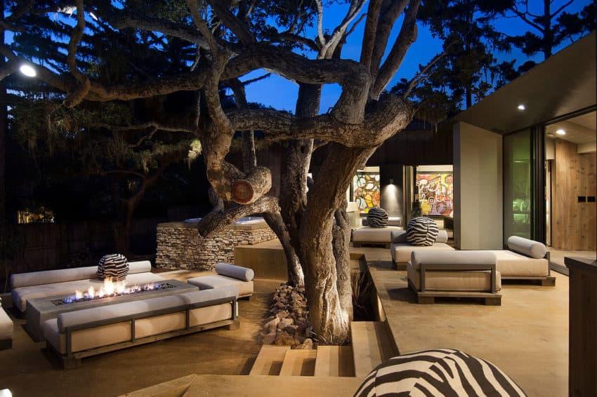 Pebble Beach Residence by Conrad Design Group (31)