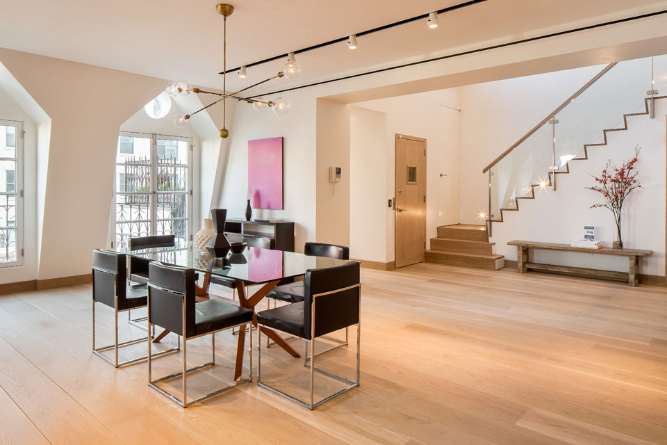 Tribeca Penthouse by Turett Collaborative Architecture (5)