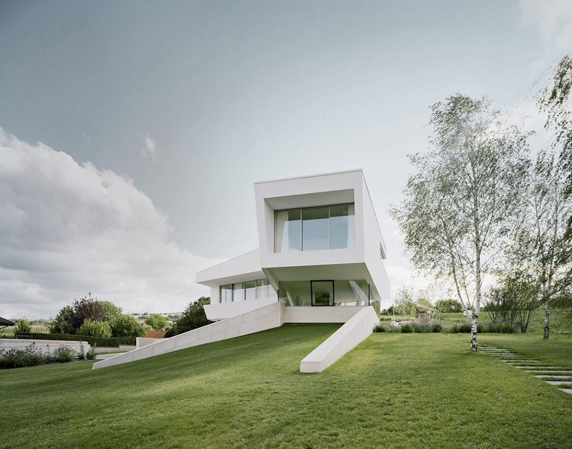 Villa Freundorf by Project A01 Architects (4)