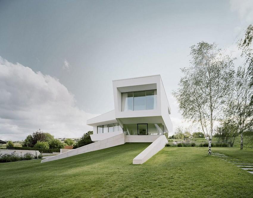 Villa Freundorf by Project A01 Architects (4)