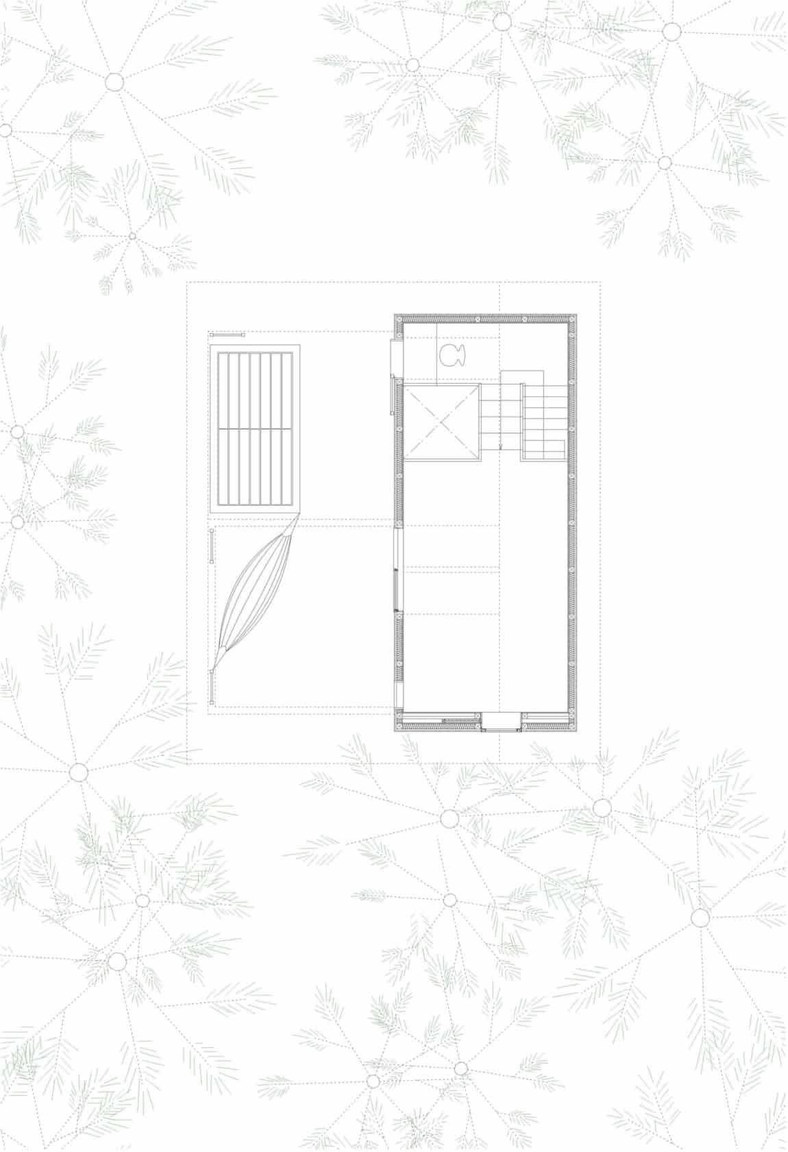 Villa in Hakuba by Naka Architects (15)