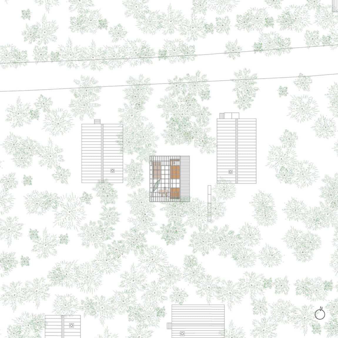 Villa in Hakuba by Naka Architects (18)