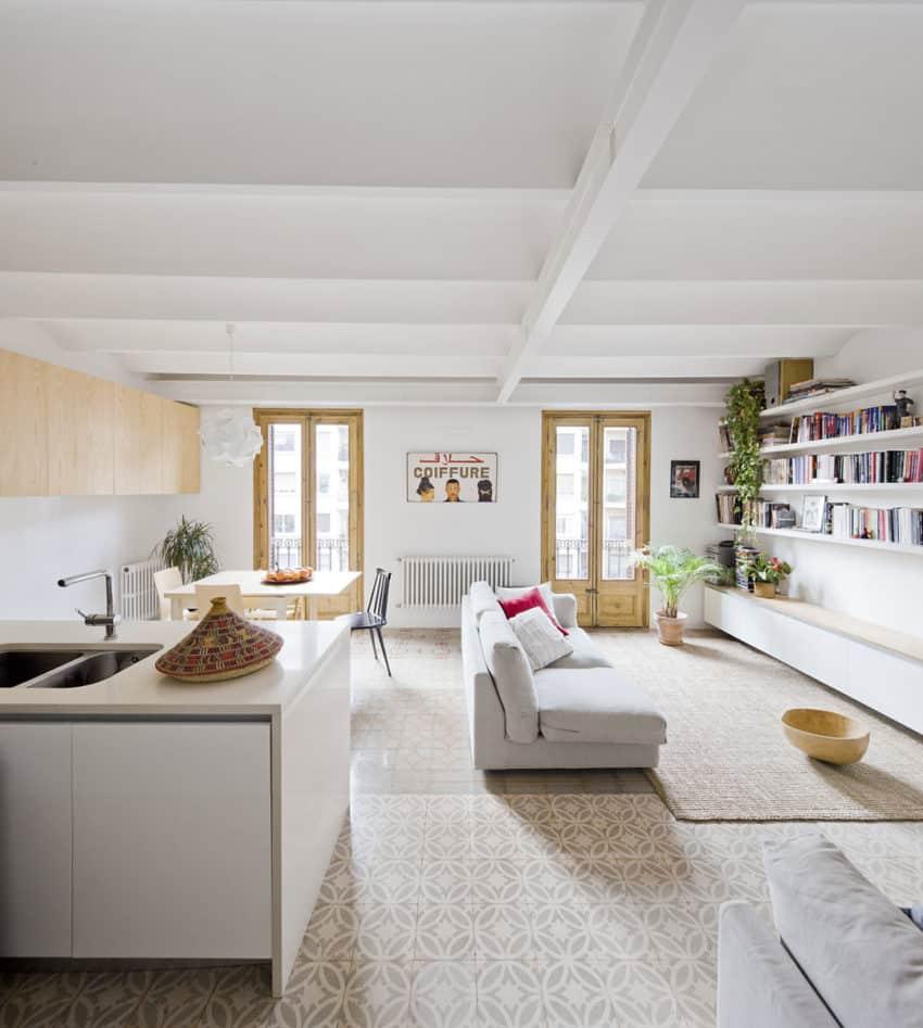 Apartment Refurbishment by Anna & Eugeni Bach (2)