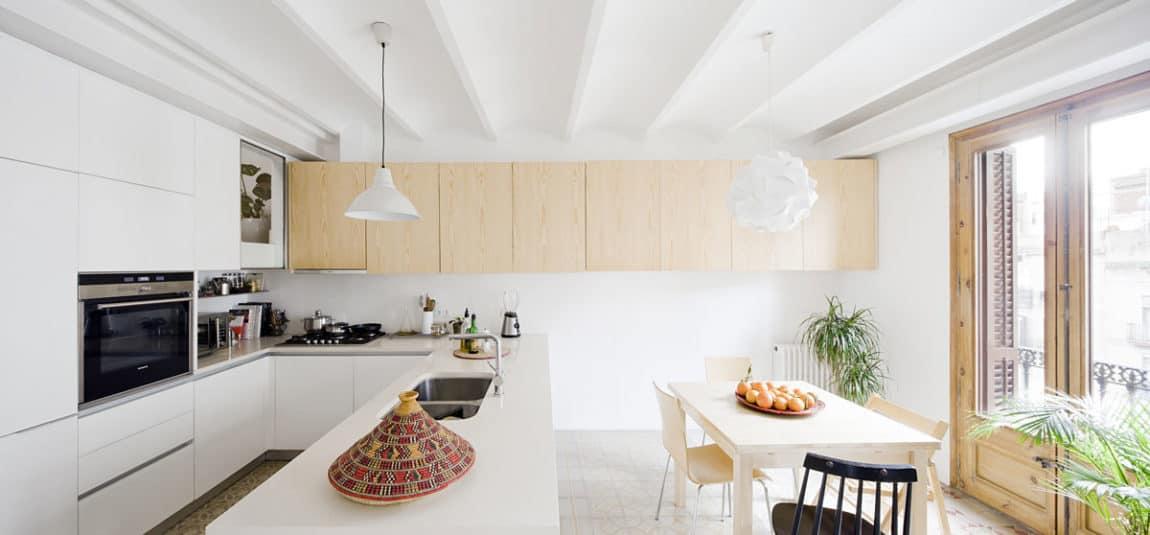 Apartment Refurbishment by Anna & Eugeni Bach (4)