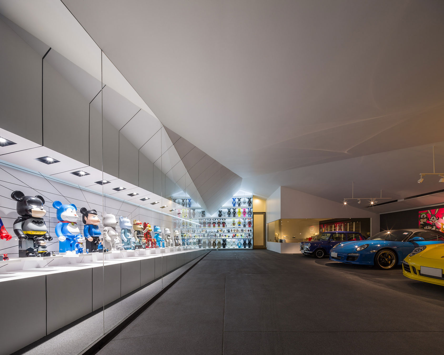 Garage Of The Bears by Openbox Architects