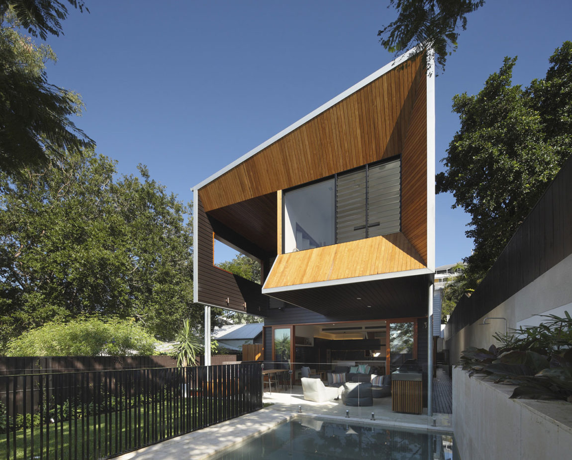Wilden Street House by Shaun Lockyer Architects (1)