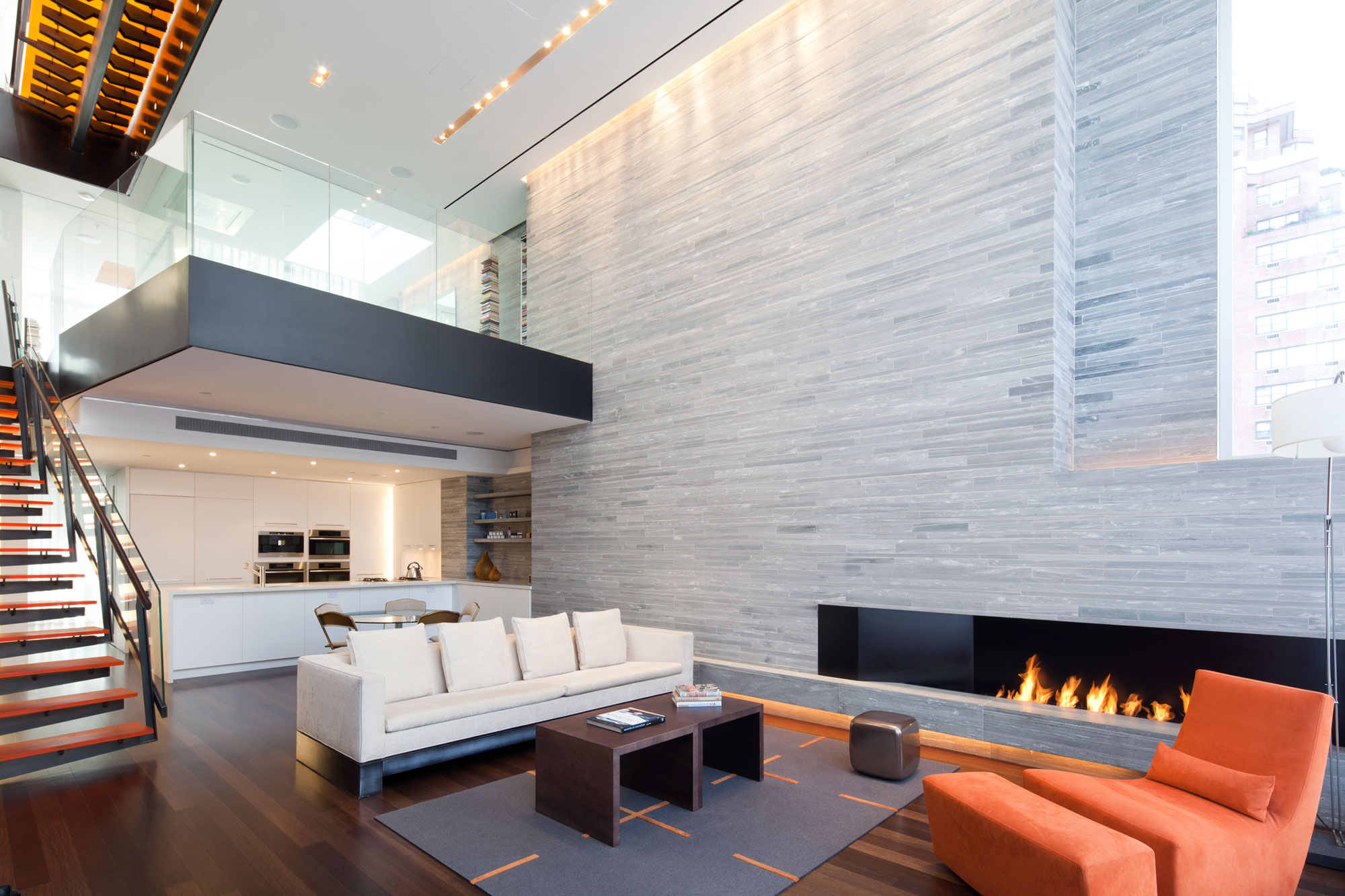 73rd St Penthouse by Turett Collaborative Architects