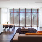A House In The Woods by William Reue Architecture (4)