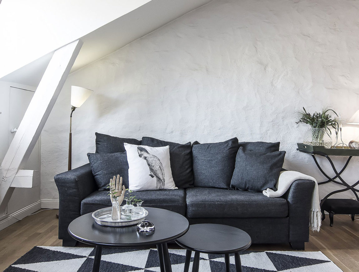 A relaxing space under the roof (5)