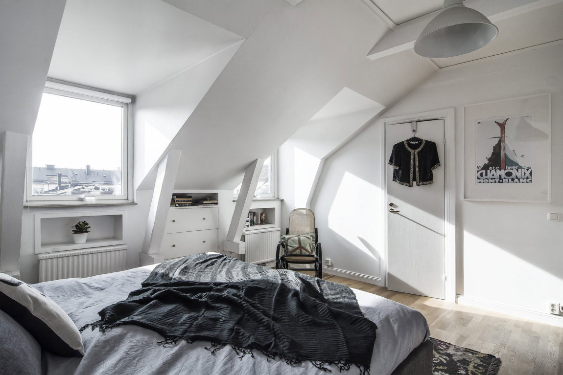 A relaxing space under the roof (20)