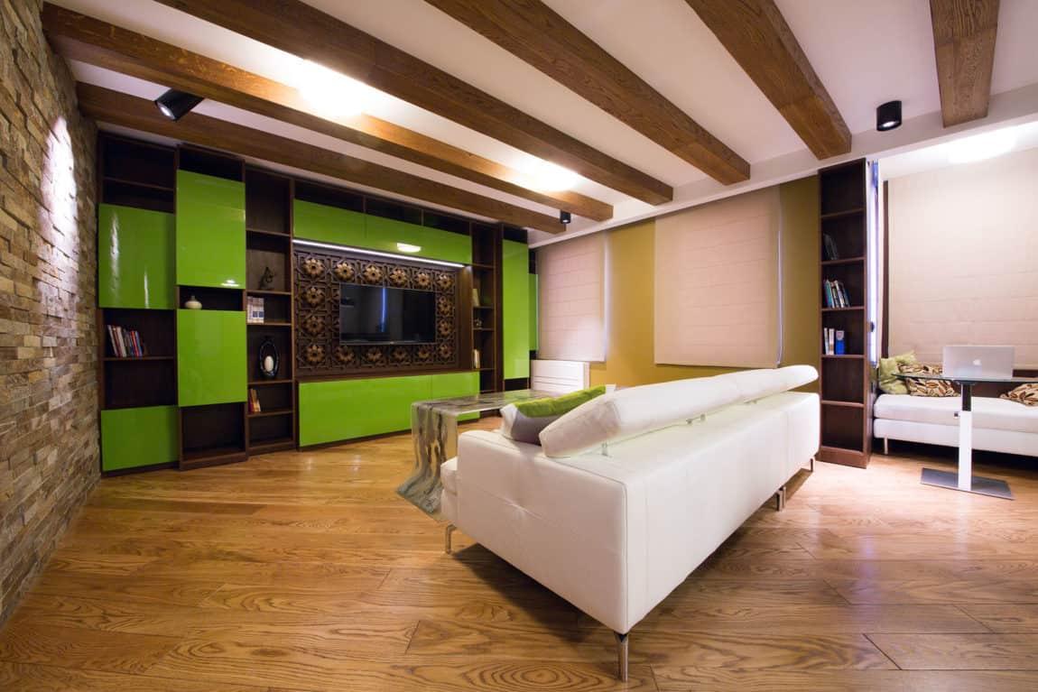 Apartment 120 sq. meters by M2 Design Studio (4)