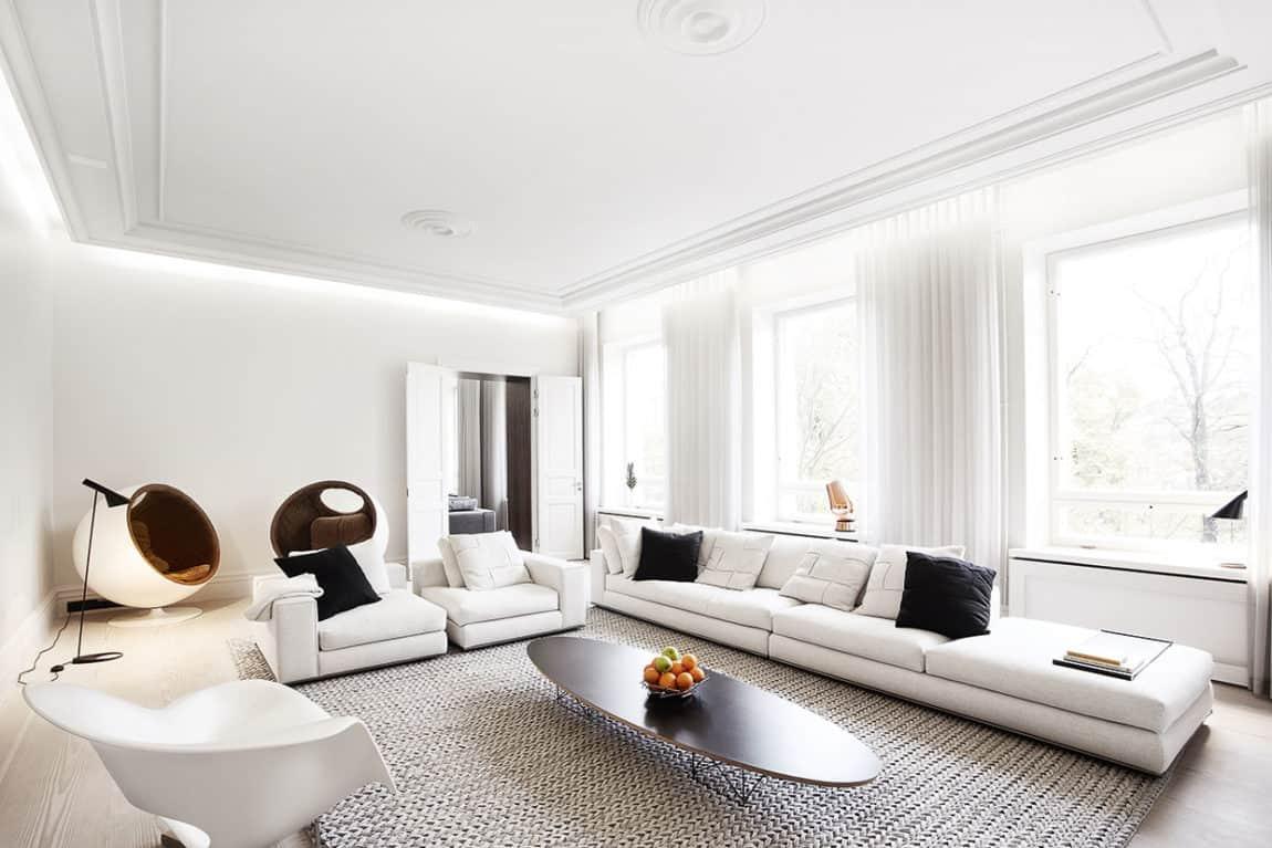 Apartment Bulevardi 1 by Saukkonen + Partners (9)