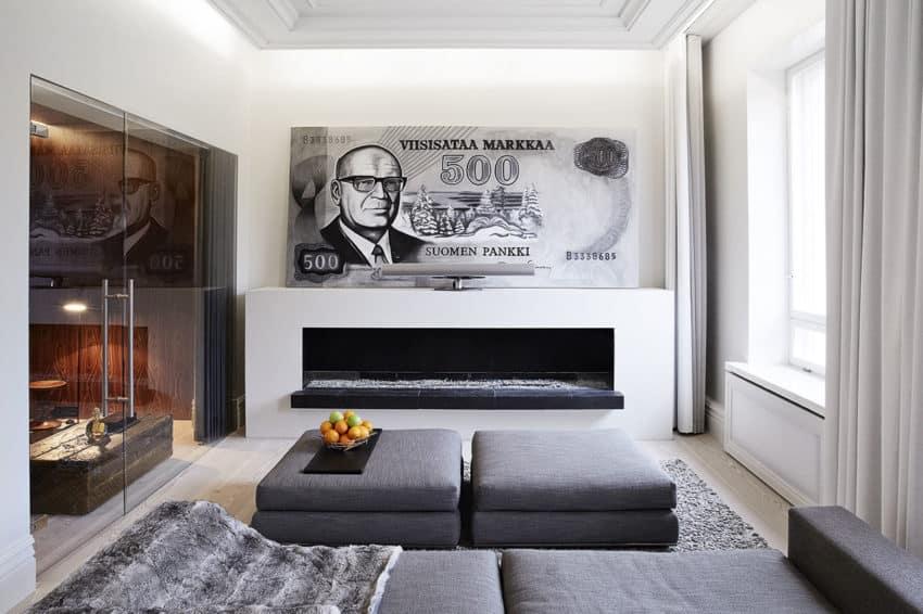 Apartment Bulevardi 1 by Saukkonen + Partners (6)