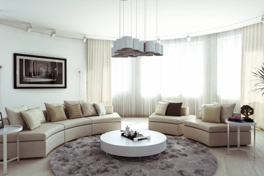 Apartment Design in Moskovyan Plaza by ITHAKA (4)