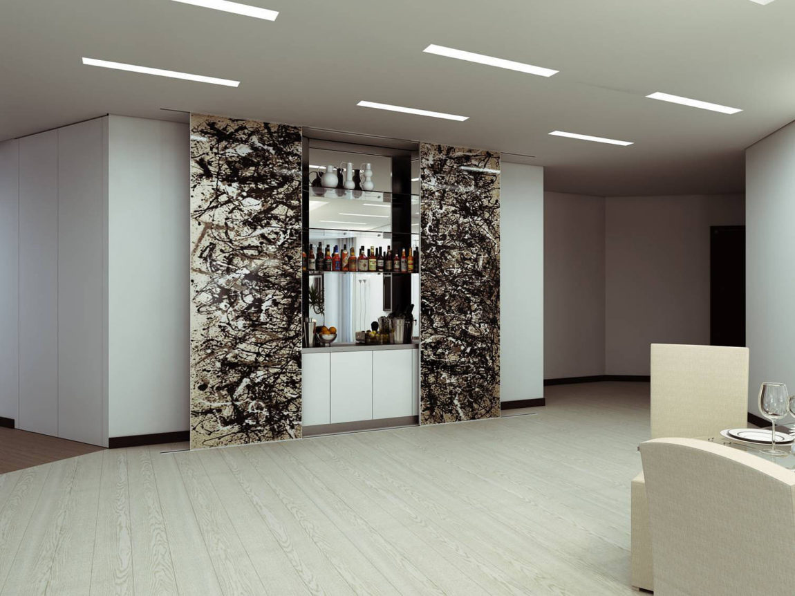 Apartment Design in Moskovyan Plaza by ITHAKA (8)