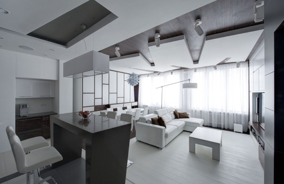 Apartment Renovation in Moscow by Vladimir Malashonok (1)