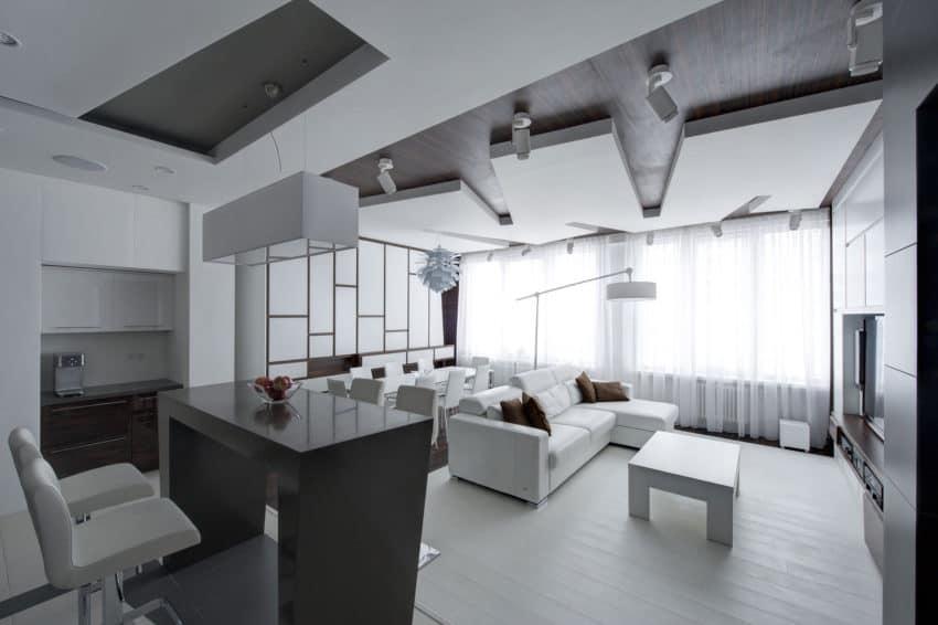 Apartment Renovation in Moscow by Vladimir Malashonok (1)