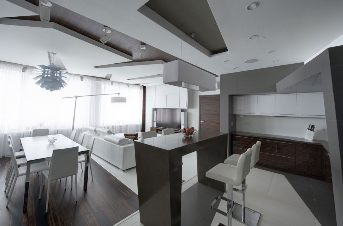 Apartment Renovation in Moscow by Vladimir Malashonok (5)