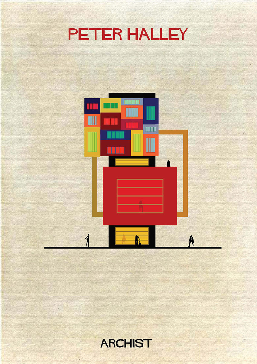 Archist Series by Federico Babina (22)