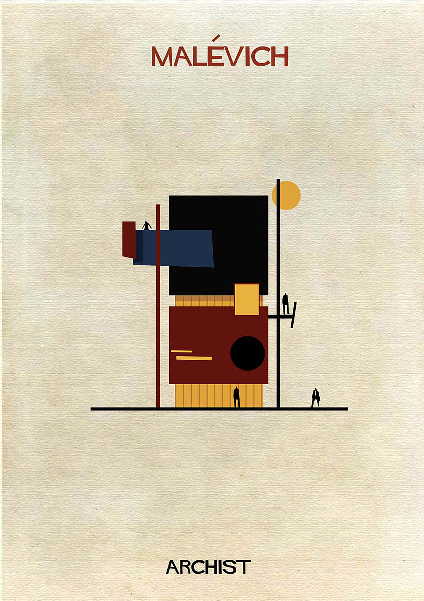 Archist Series by Federico Babina (14)
