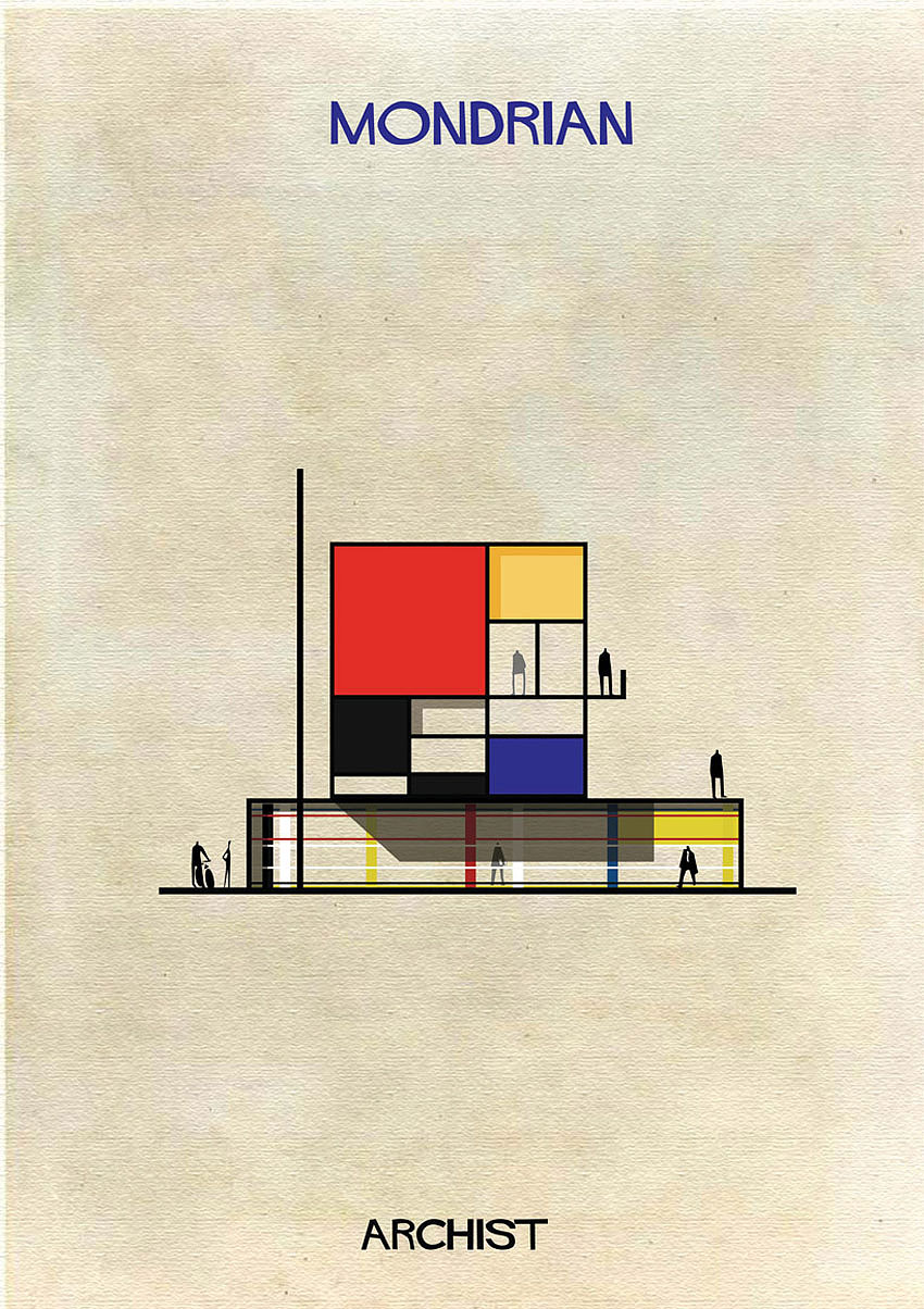 Archist Series by Federico Babina (12)