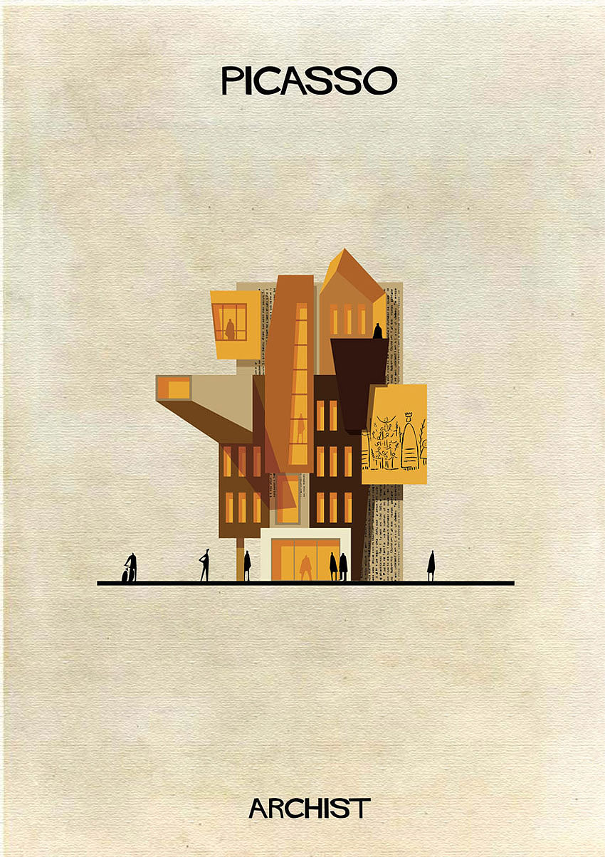 Archist Series by Federico Babina (10)
