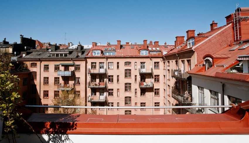 Architecturally Exciting on Brahegatan (1)