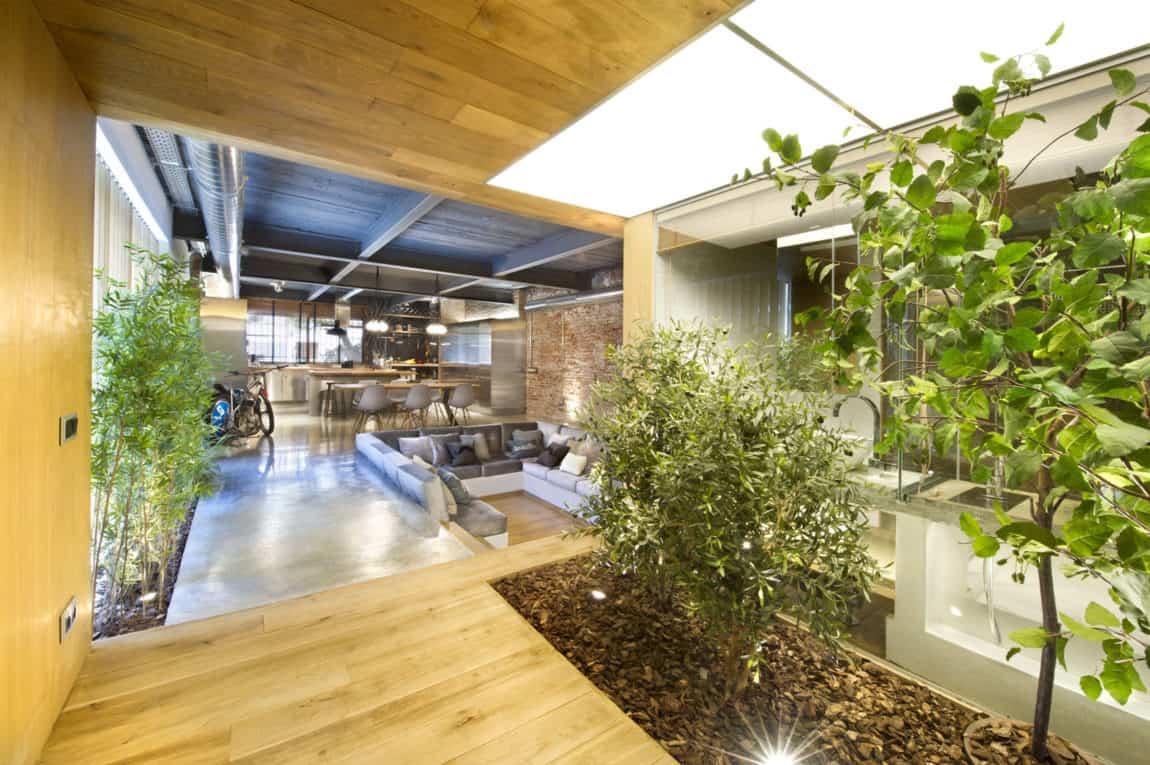 Bajo comercial convertido en loft by Egue y Seta (1)