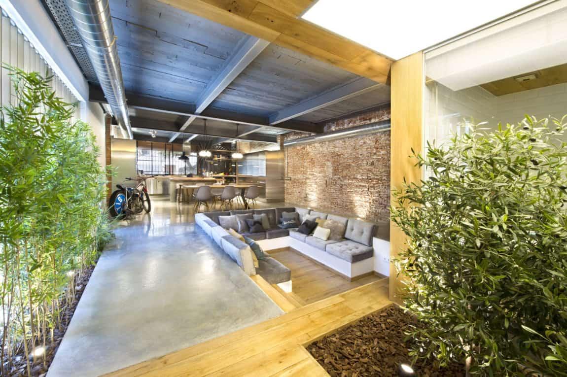 Bajo comercial convertido en loft by Egue y Seta (2)