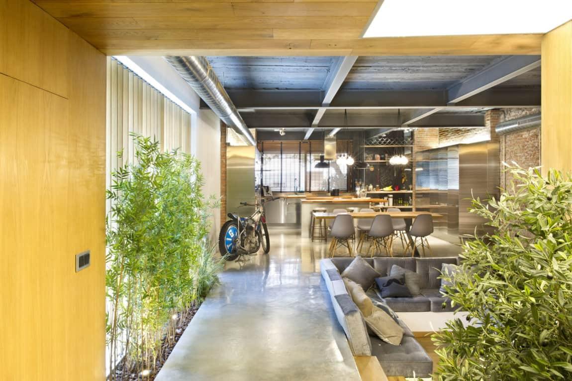 Bajo comercial convertido en loft by Egue y Seta (3)