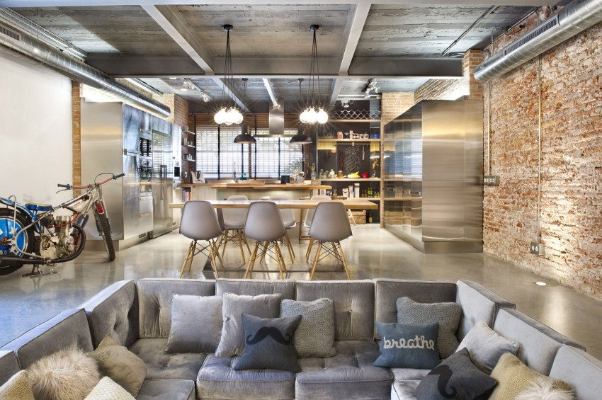Bajo comercial convertido en loft by Egue y Seta (6)