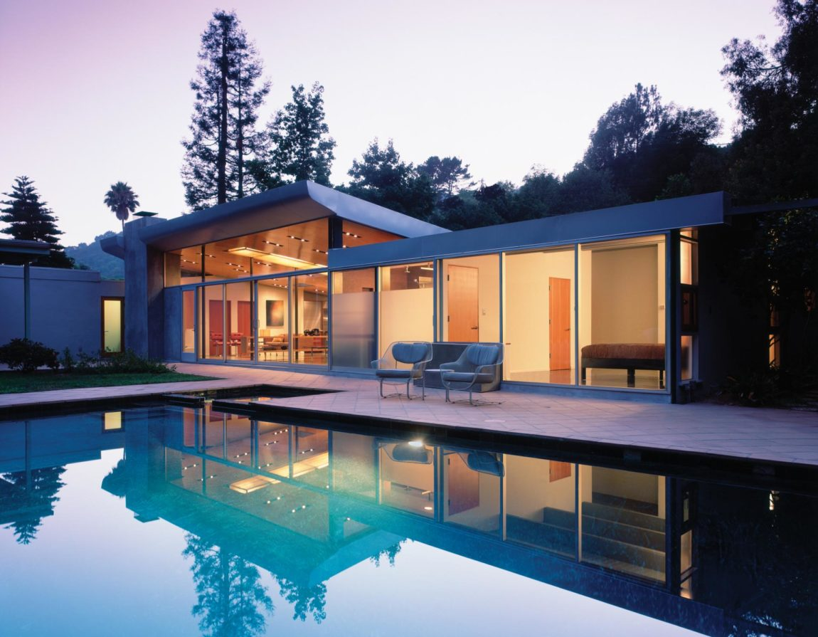 Benedict Canyon Residence by Griffin Enright Architects (2)