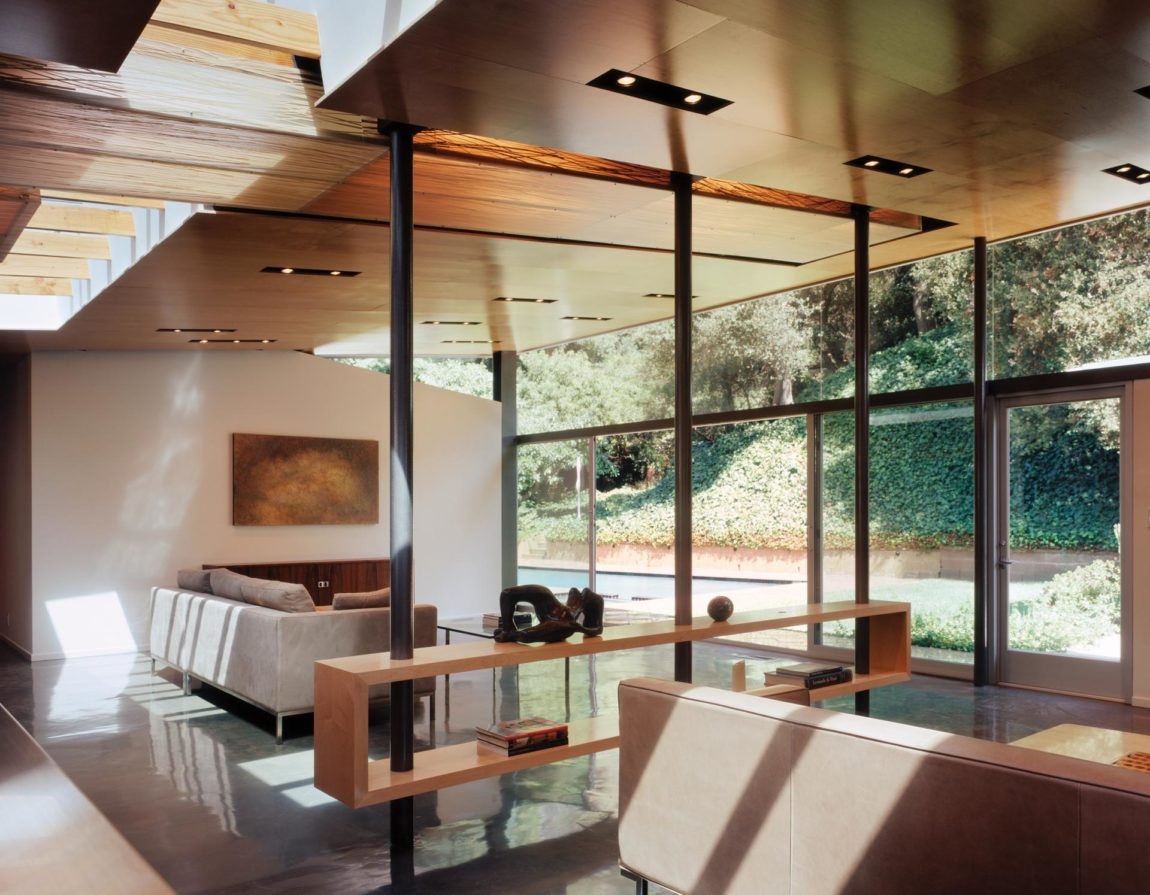 Benedict Canyon Residence by Griffin Enright Architects (7)