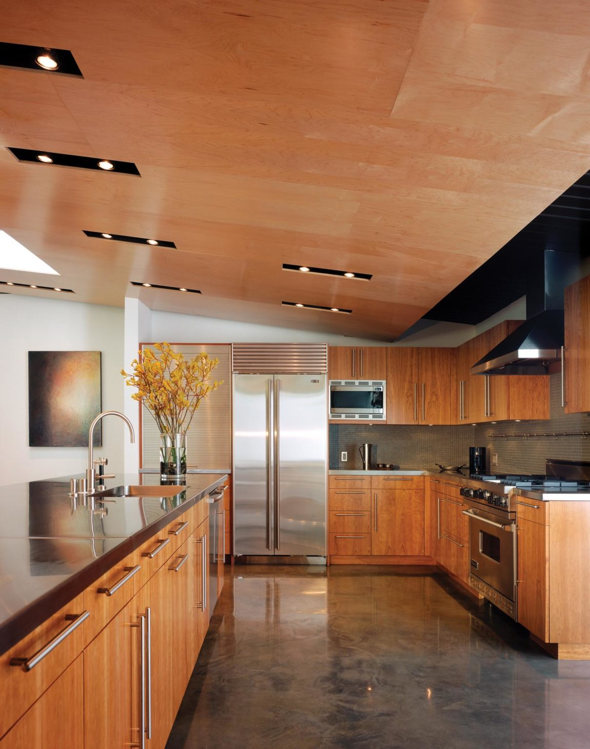 Benedict Canyon Residence by Griffin Enright Architects (9)